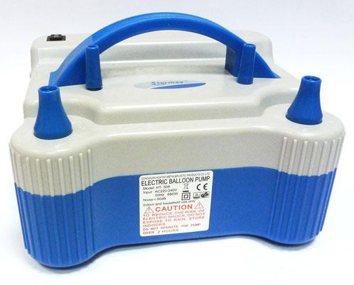 Профессиональный компрессор HT-508 для надувания воздушных шаров