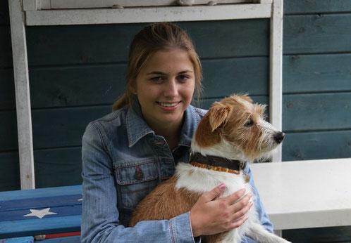 Flax, hier mit Julia