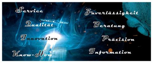 Raven Metall Design e. U. - Schlosserei und Maschinenhandel - Service - Qualität - Innovation - Know-How - Zuverlässigkeit - Beratung - Präzision - Information