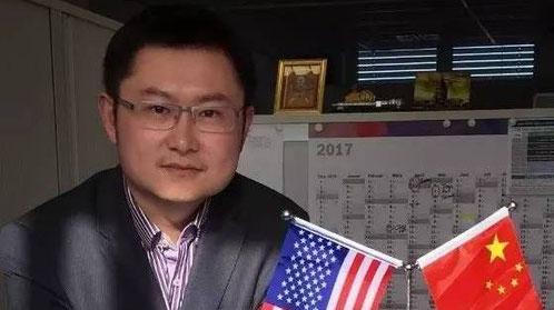 德国博世集团高级经理 廖翀 先生