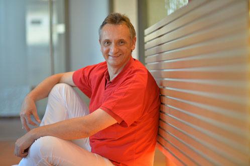 Dr. Christoph Berner, Zahnarzt in Schemmerhofen (© David Knipping, Lindau)