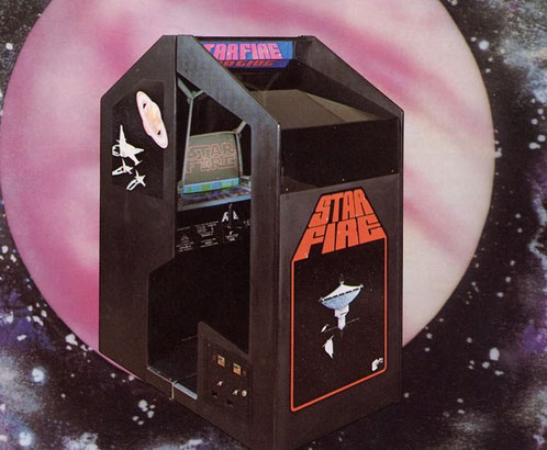 Star Fire arcade