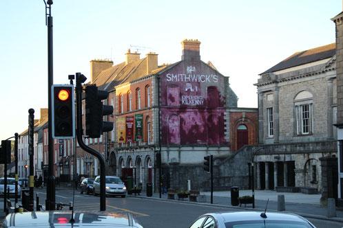 Smithwick's Brauerei in Kilkenny