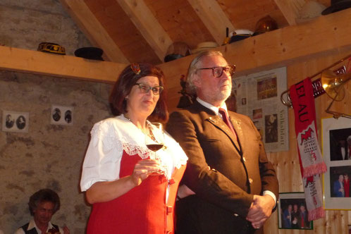 Gerlinde Heßler und Werner Hofmann