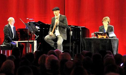 """Thekla Carola Wied und """"oboe in jazz"""""""