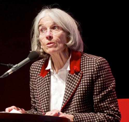 Bestseller Autorin Donna Leon verzauberte das Publikum im Forum