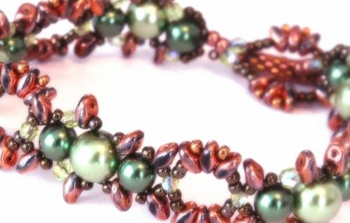 Halsketten Schmuck Glasperlen