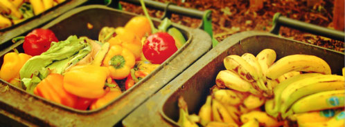 """Foto: """"Kein Essen auf dem Müll"""" (CC BY 2.0) Kleiner Öko"""