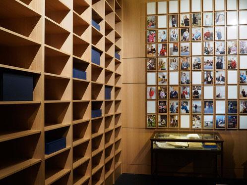 Die Bibliothek der Generationen