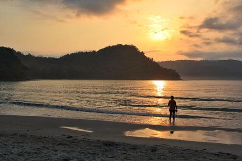 Um länger in Koh Kood Sonnenaufgänge anschauen zu können, gehe ich gern einen VISA RUN ein