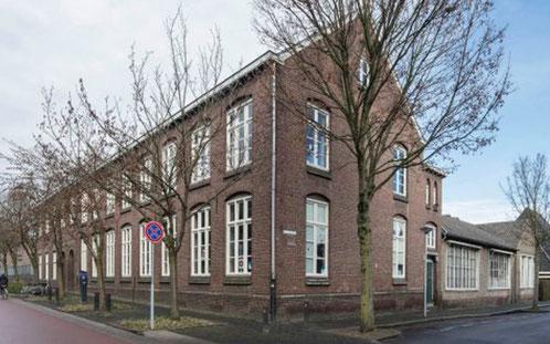 Patronaat en schoolgebouw Victor de Stuersstraat 15-17 Maastricht Dominant gemeentelijk monument