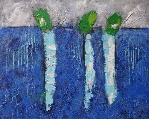 """""""Trio"""" - 100x80x4 cm"""
