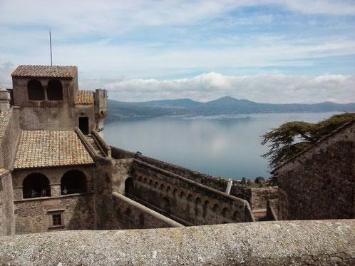 экскурсия в замок Браччано