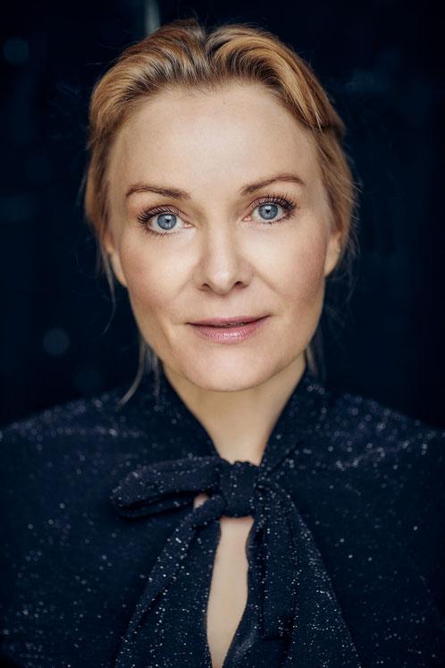 Evi Meinardus, Schauspielerin Hamburg, by Elena Zaucke 2020