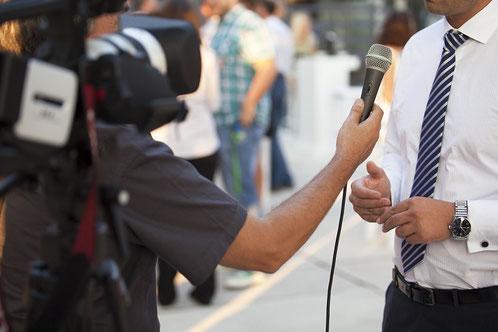 報道ビザとジャーナリスト