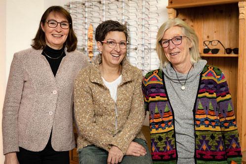 Das Team von Optik Flemisch in Hamburg Sasel.