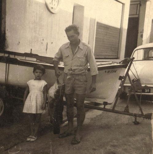 Photo de 1961 Paulo et Paule ROSELLO