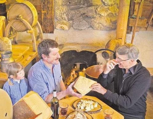 Gut Andreas mit Ständerat Paul Niederberger
