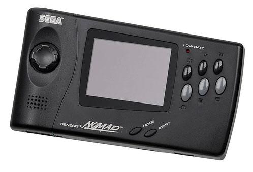 Sega Nomad, 1995