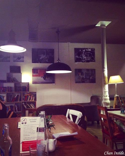 Englishcafe en Madrid