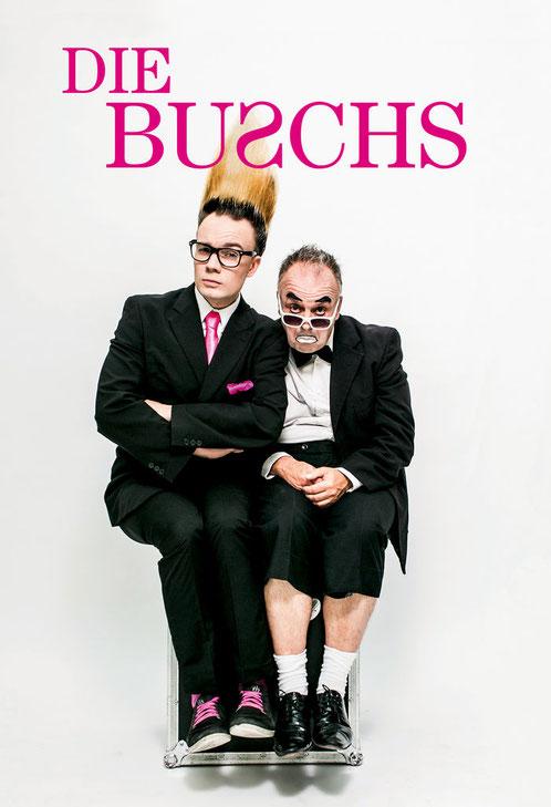 DIE BUSCHSS - Comedy, Slapstik, Magie und Musik  am 24. März 2018 in Alveslohe im Bürgerhaus