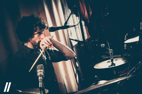Robert Aichinger - Schlagzeug