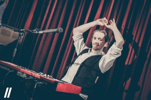 Fabian Uitz - Keys