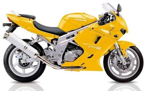 Hyosung Sportbike