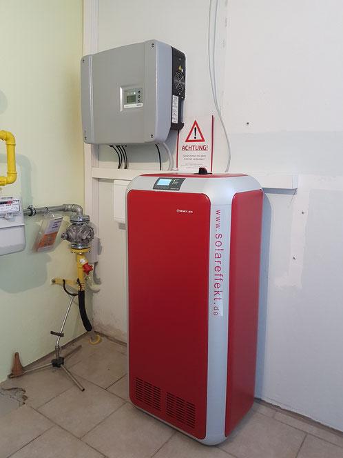 SENEC HOME 10.0 LI Schwandorf Büchelkühn