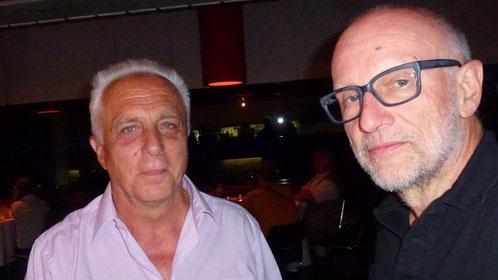 Ladislav Frantis CZE, Rolf Leuenberger CHE