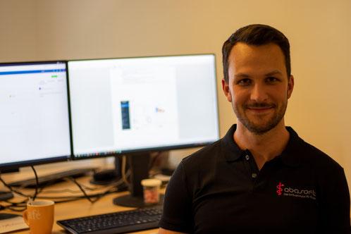 abasoft EDV-Programme GmbH Mitarbeiter Vorstellung Softwareentwicklung