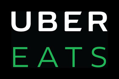 livraison par UberEats