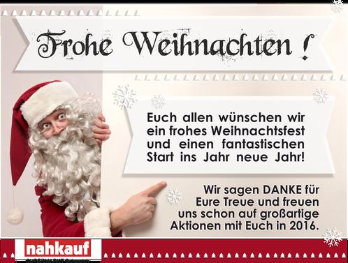 Nahkauf Fulda Supermarkt Schaurich Weihnachtsmarkt Veranstaltung