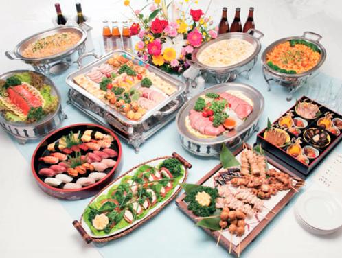 第4回オン会, 2020年2月23日開催, お食事, 写真はイメージのため現物とは異なります。