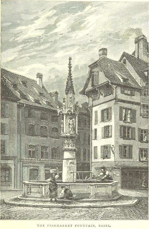 Symbolbild aus der Schweiz Basel