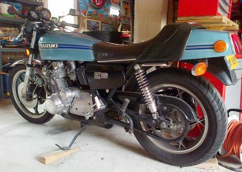 SUZUKI GS 1000 1978