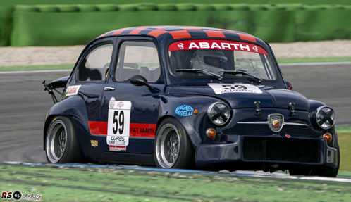 Fiat Abarth 1000 TC - Manfred Niederberger