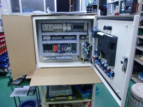 サーボ制御用 制御盤