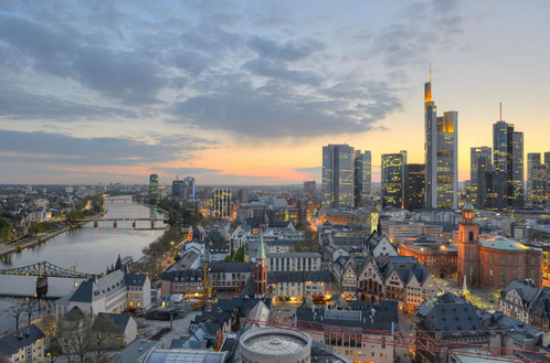 City of Frankfurt, Frankfurt, Germany