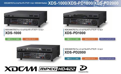 デジタイズ 映像変換 テープ変換 XDCAM  Grass Valley HQX Apple final cut pro ProRes 422