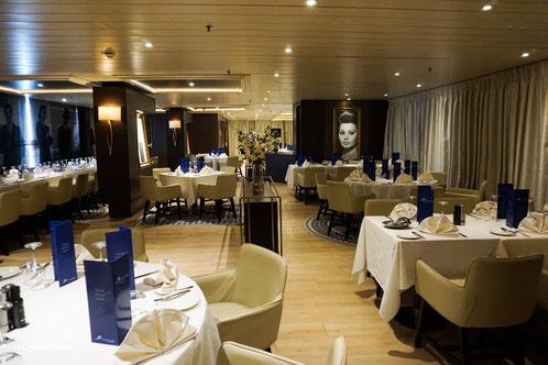 Das Waterfront Mediterranean Restaurant auf der VASCO DA GAMA