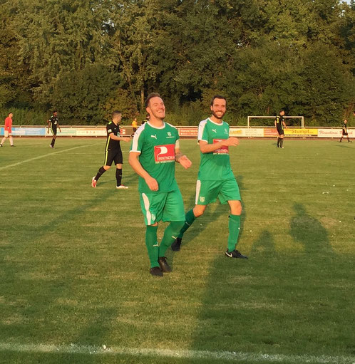 TSV Heiligenrode FC Bosporus Kassel Kreispokal Christian Rümenap Rene Heinemann