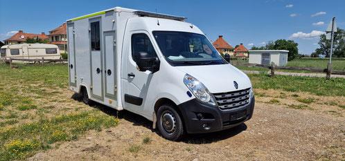 Rettungswagen gebraucht
