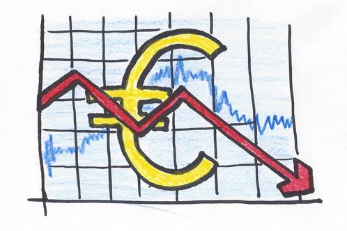 Der Eurokurs fällt unaufhörlich. Für 2016 sind die Prognosen sogar noch schlechter!