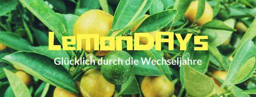 Lemondays - Glücklich durch die Wechseljahre - www.lemondays.de