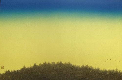 「トロイメライの風景」 P4号 ¥140,000