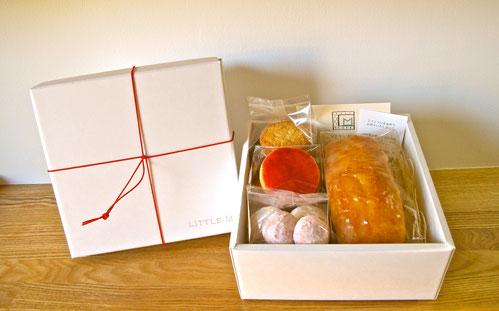 *クッキーとケーキのセット ¥2,450