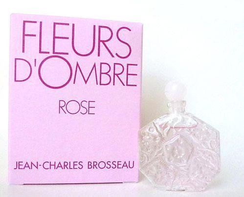 FLEURS D'OMBRE - ROSE