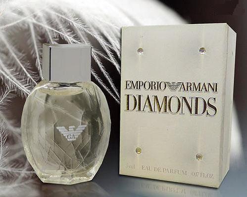 EMPORIO ARMANI - DIAMONDS  EAU DE PARFUM 5 ML