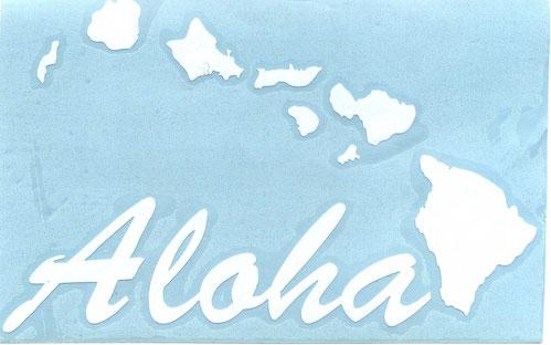 Hawaii Aufkleber